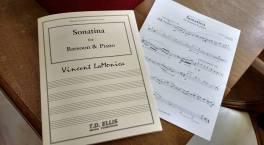 Sonatina for bassoon and piano