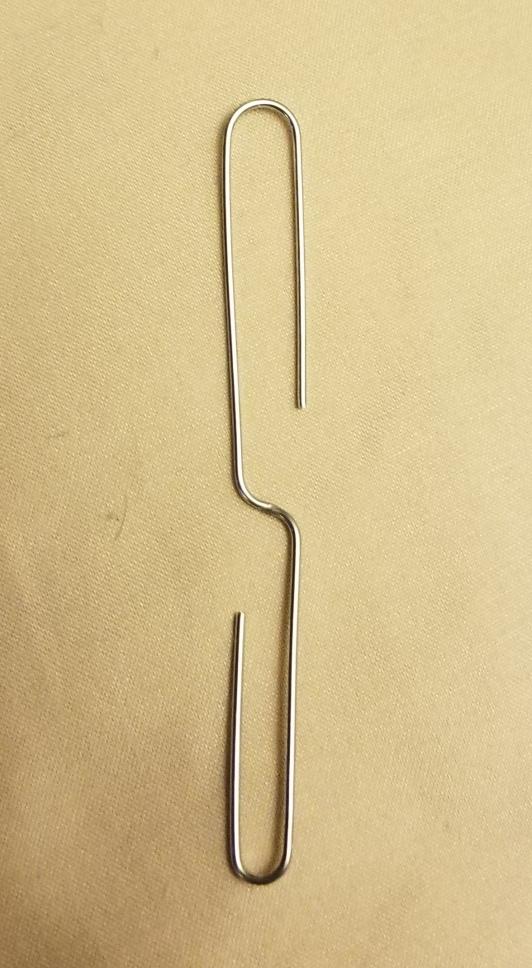 1 Folded Clip